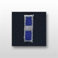 US Navy Coverall Collar Device: W-3 Chief Warrant Officer Three (CWO-3) (1  each)
